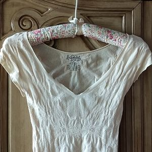 Free People X's/am top